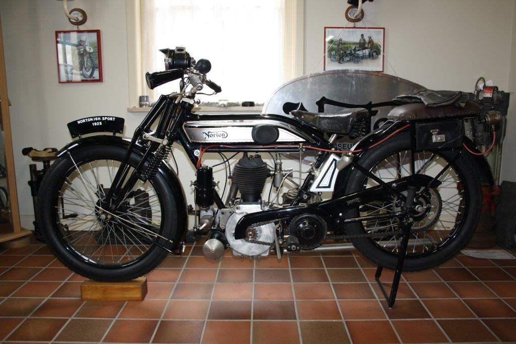Norton 16H sport 1925