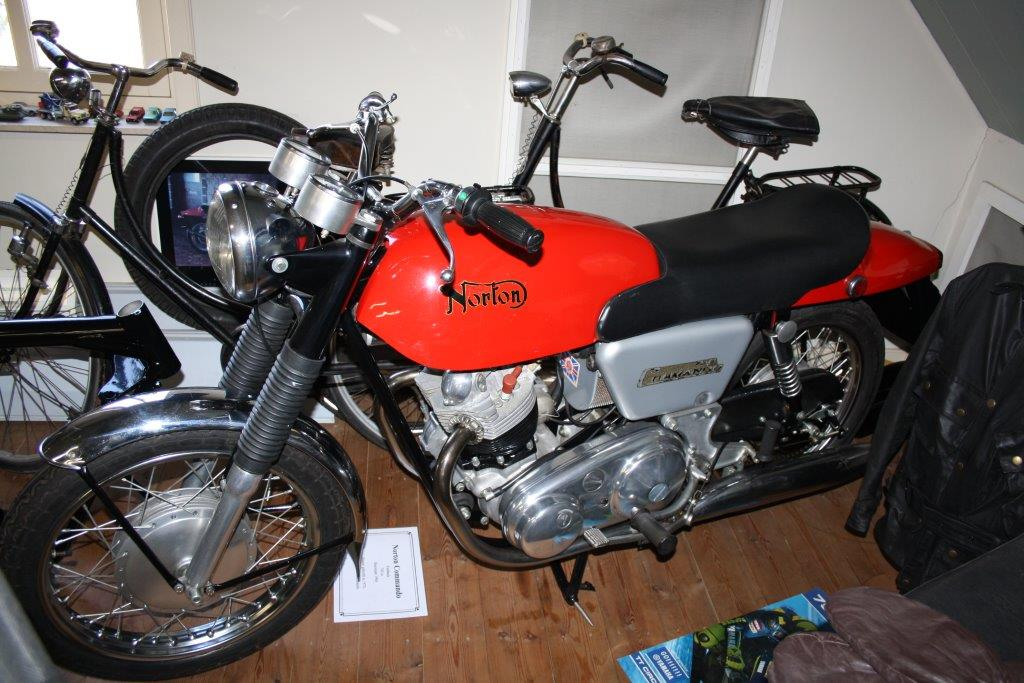 Norton Commando 1968
