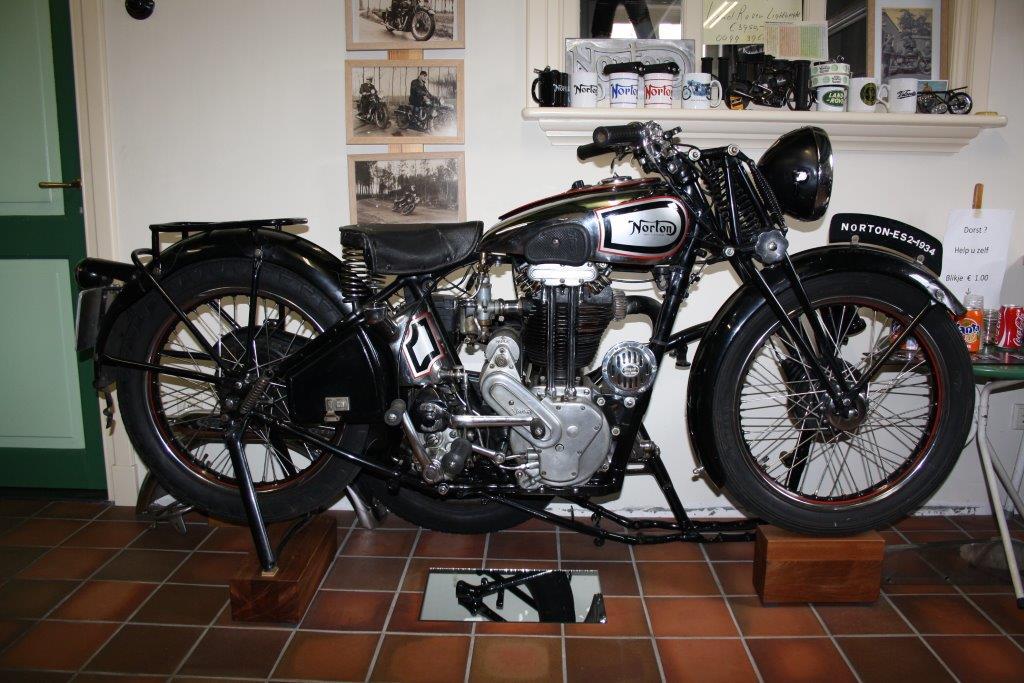 Norton ES2 1934
