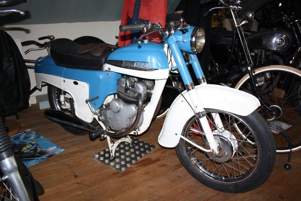 Norton Jubilee Deluxe 1961
