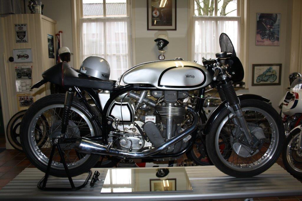 Norton Manx 350 (winnaar TT Assen) 1959