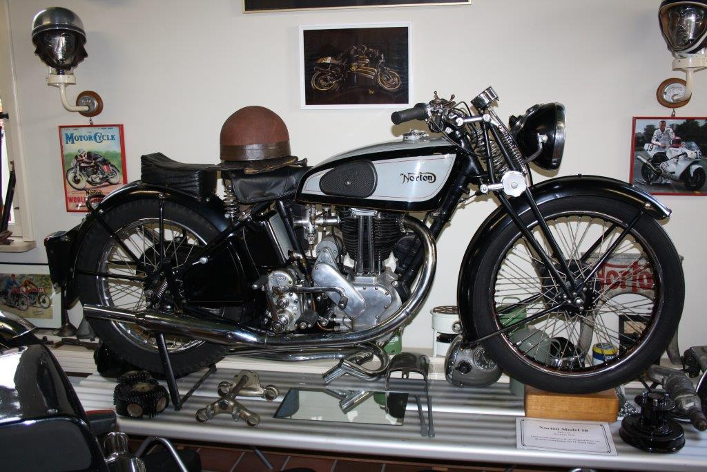 Norton model 18 1938